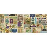 Moda Flea Market Fresh, Parchment, Tan (7371-11) $0.20 per cm or $20/m