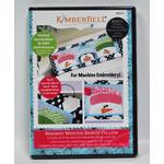 Kimberbell Designs WHIMSY WINTER BEACH PILLOW