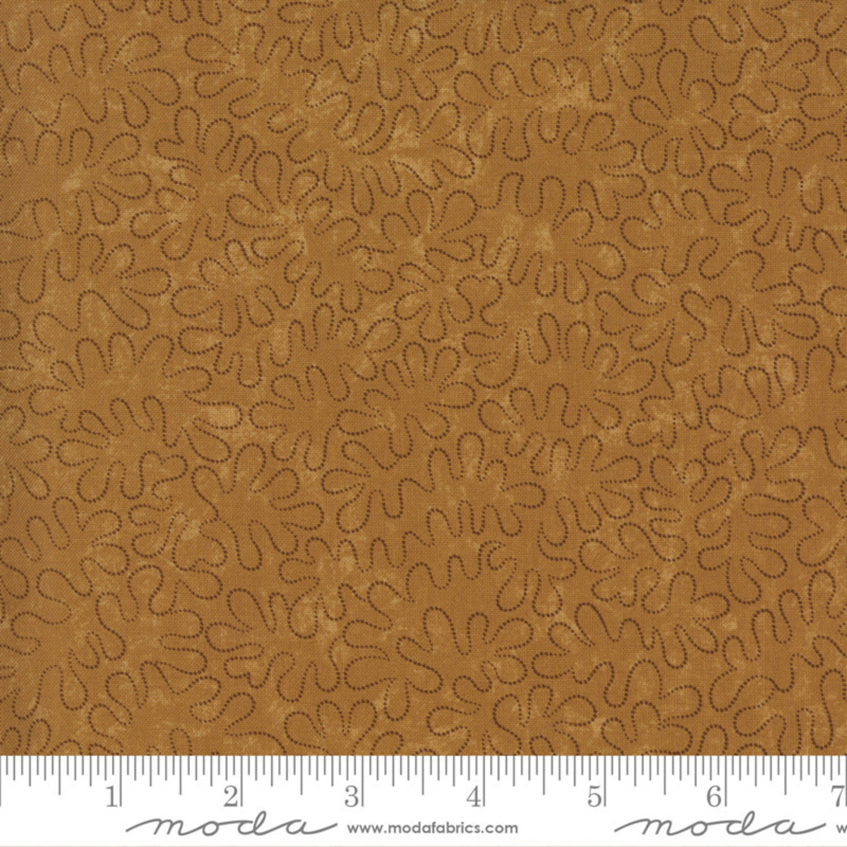 Kansas Troubles Quilters Prairie Dreams, Stone Pathway, Gold 9658 12 $0.20 per cm or $20/m