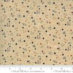 Kansas Troubles Quilters Prairie Dreams, Sunspots Dots, Tan 9656 11 $0.20 per cm or $20/m