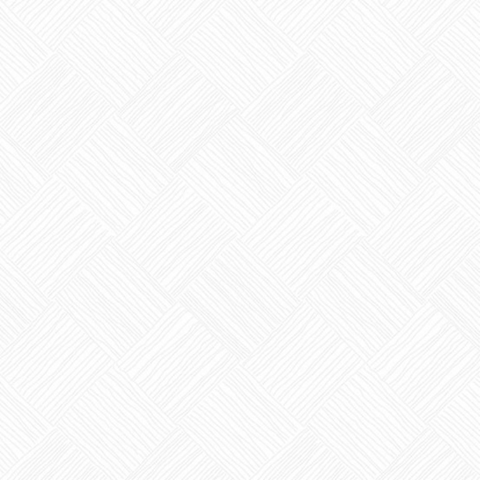 ANDOVER Century Whites, Bias Checkerboard CS-9668-WW $0.18 per cm or $18/m