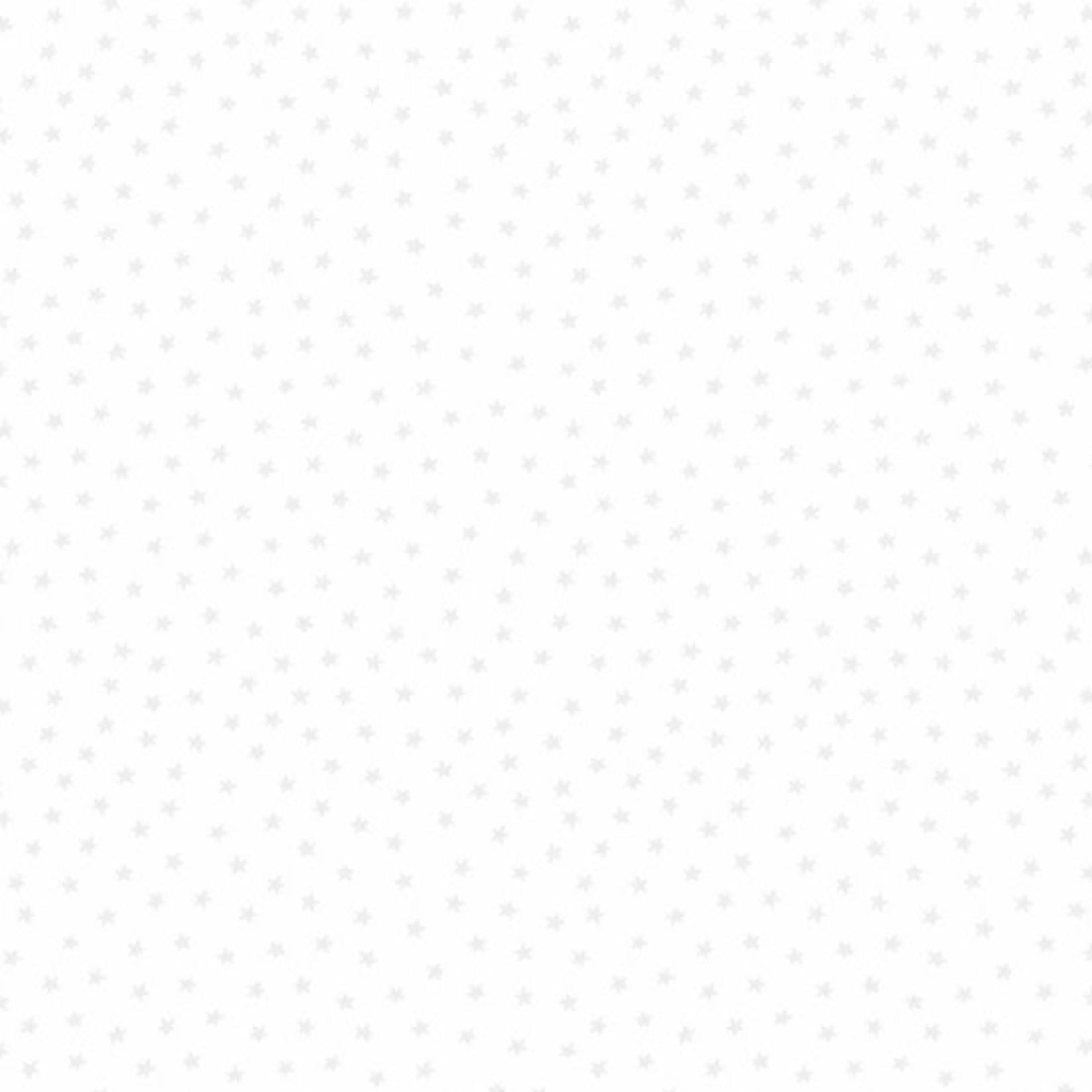 Andover Century Whites, Stars CS-9674-WW $0.18 per cm or $18/m