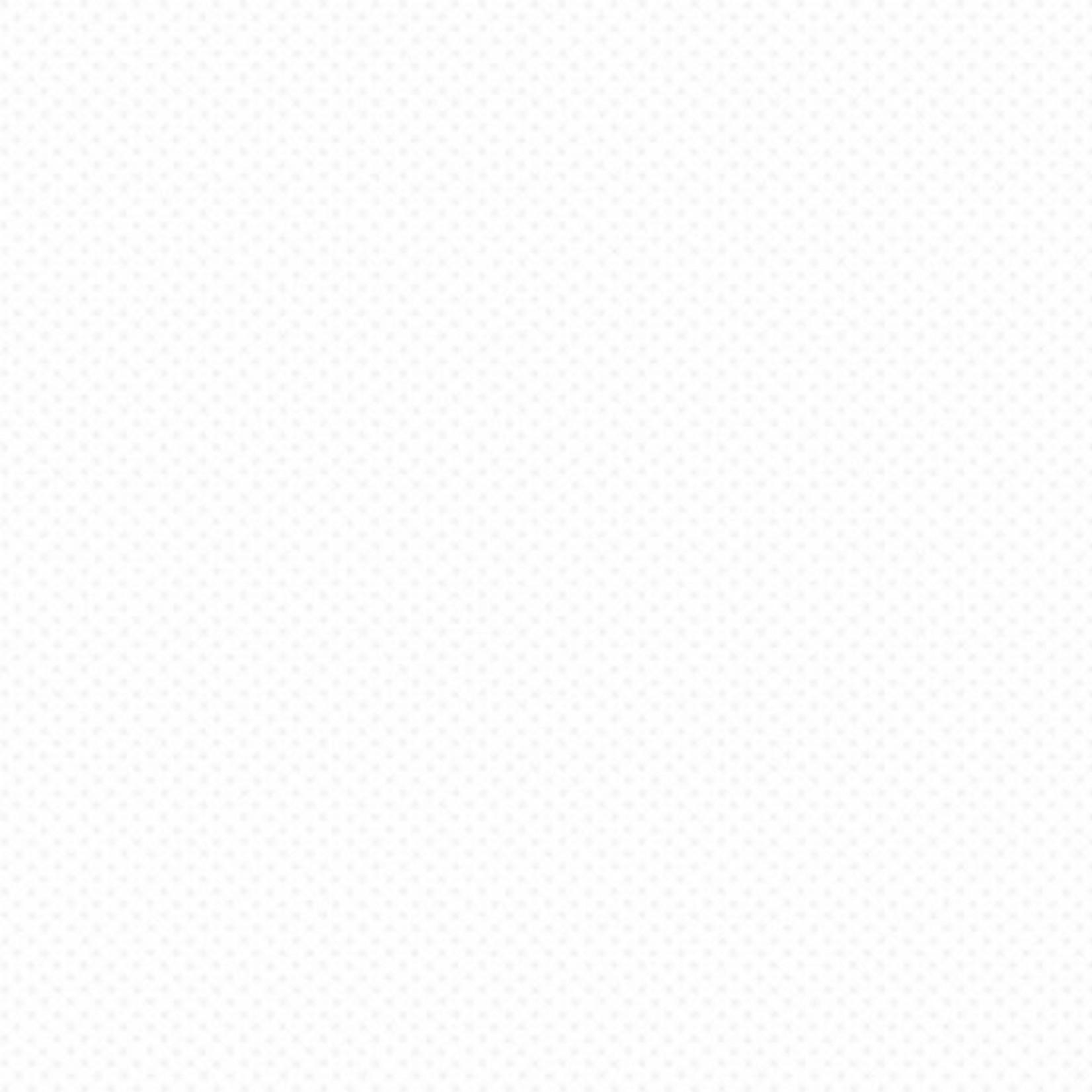 Andover Century Whites, Small Asterisks CS-9679-WW $0.18 per cm or $18/m