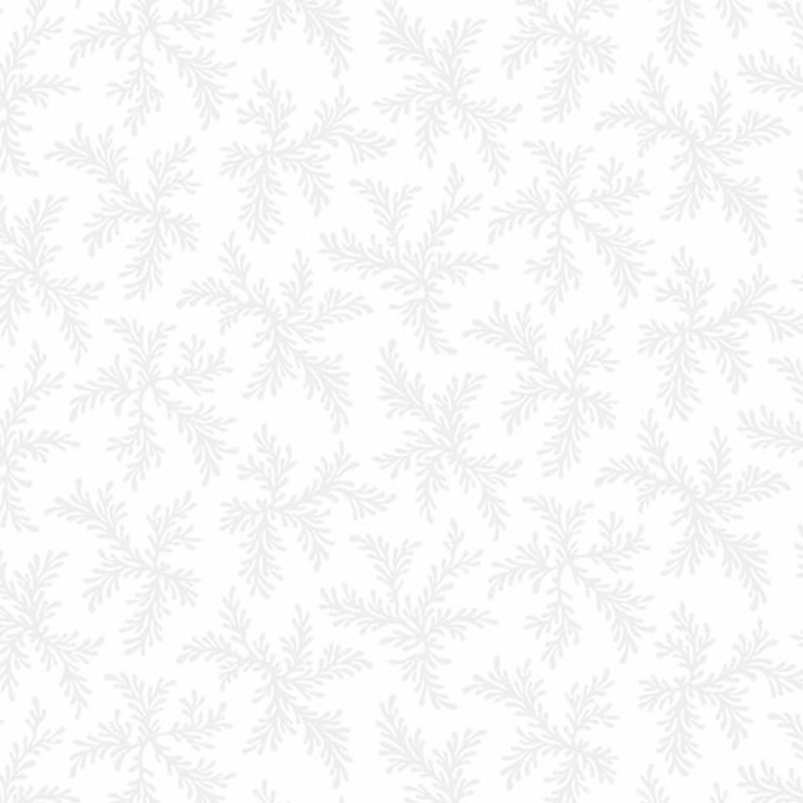 ANDOVER Century Whites, Coral Fern CS-9687-WW $0.18 per cm or $18/m