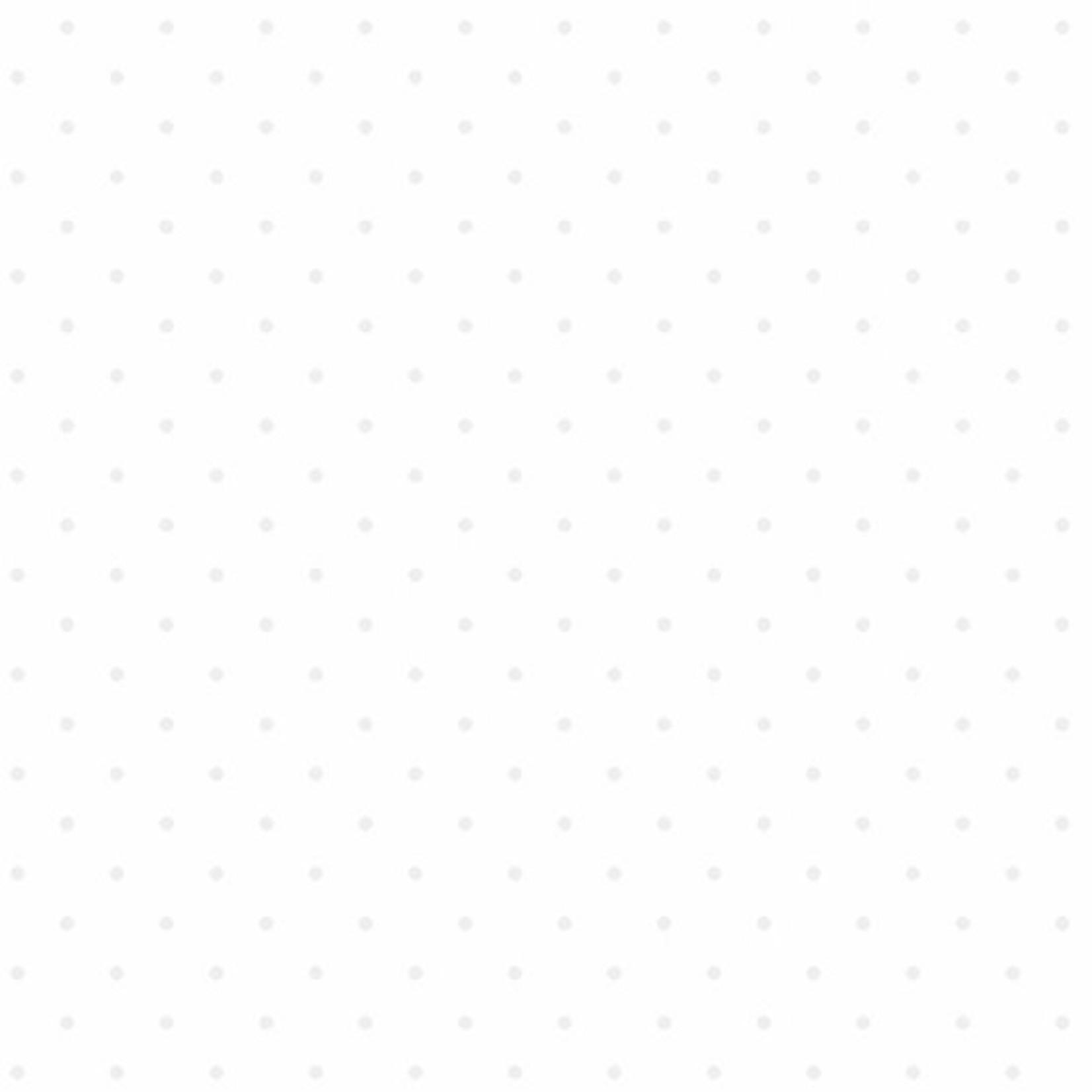 ANDOVER Century Whites, Swiss Dots CS-9689-WW $0.18 per cm or $18/m
