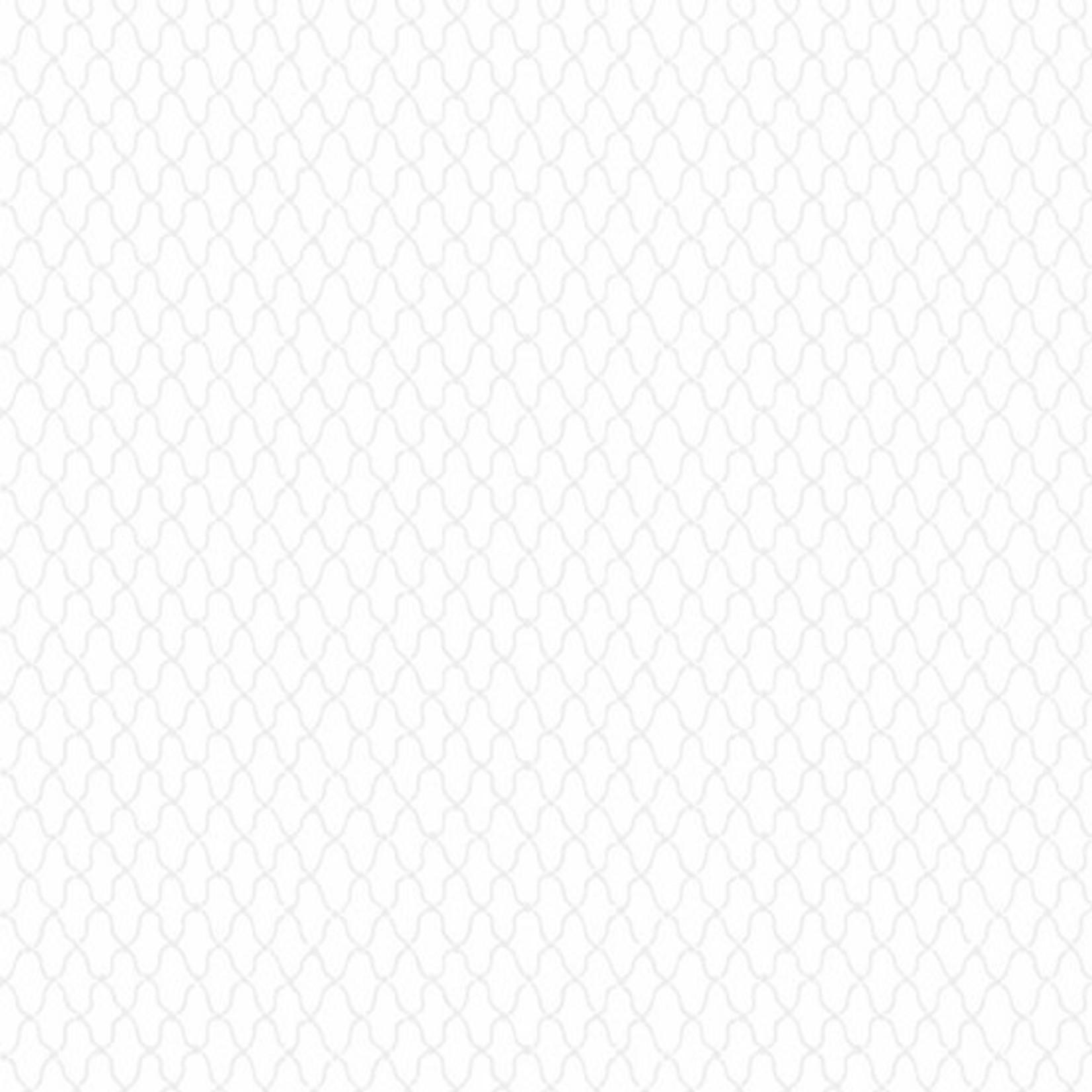 Andover Century Whites, Macrame CS-9690-WW $0.18 per cm or $18/m