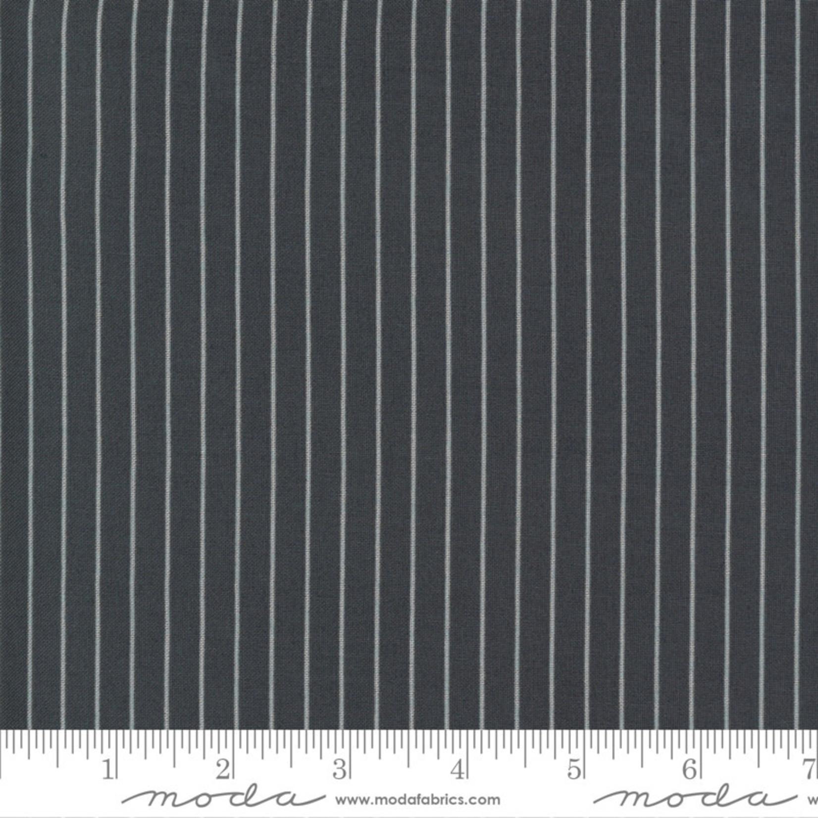 Bonnie & Camille Sunday Stroll, Wide Stripe, Grey 55228 18 $0.20 per cm or $20/m