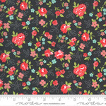 Bonnie & Camille Sunday Stroll, Little Floral, Grey 55222 18 $0.20 per cm or $20/m