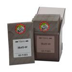 ORGAN 65/9 SES BALLPOINT NEEDLE ROUND SHAFT - ORGAN BRAND 100 NEEDLES/BOX