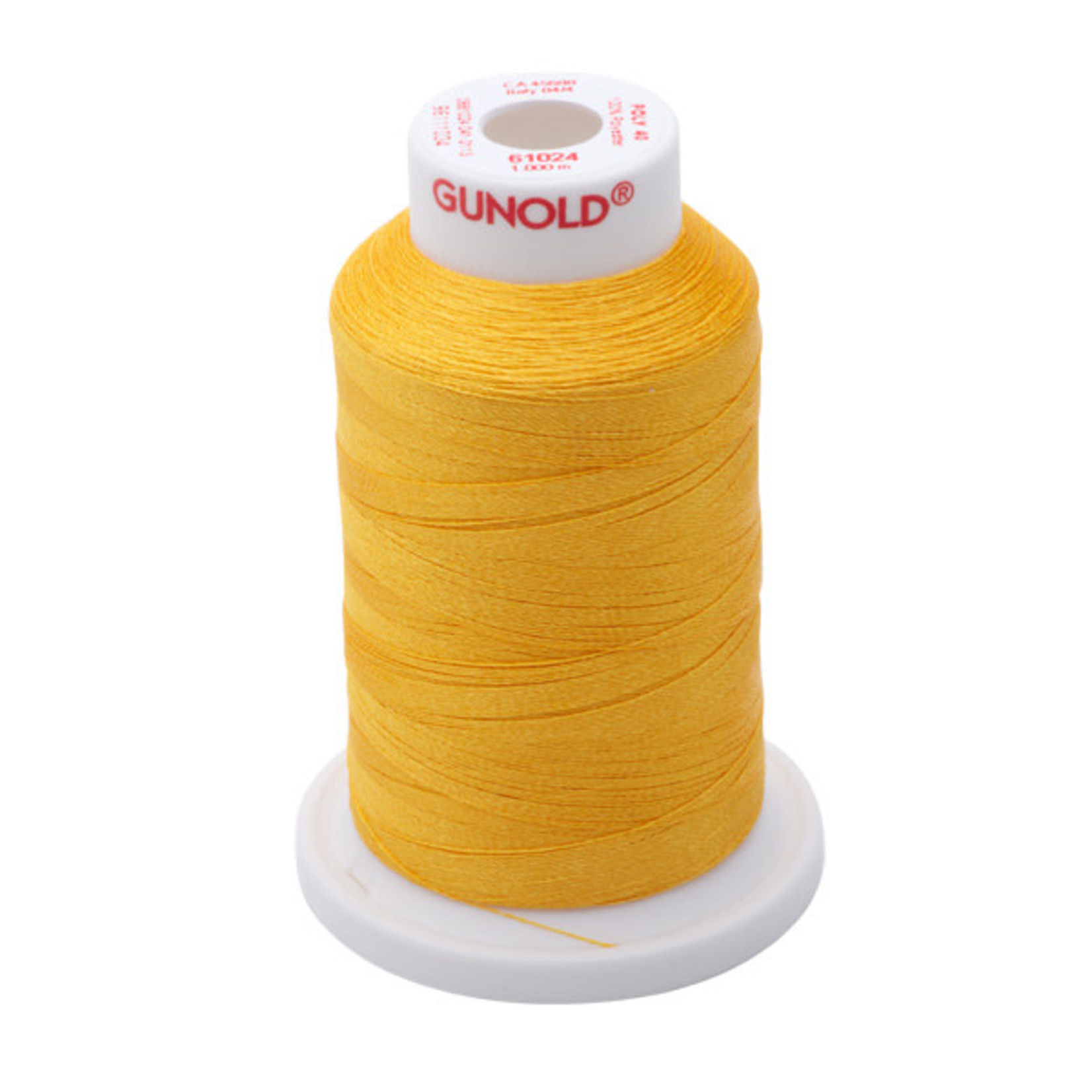 Gunold Poly 40 WT 61024 Goldenrod 1000m