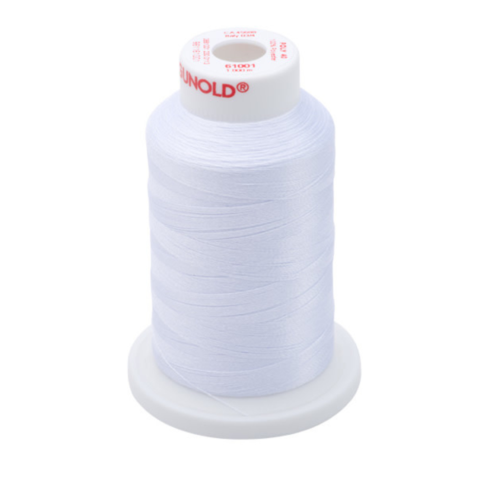 Gunold Poly 40 WT 61001 Bright White 1000m