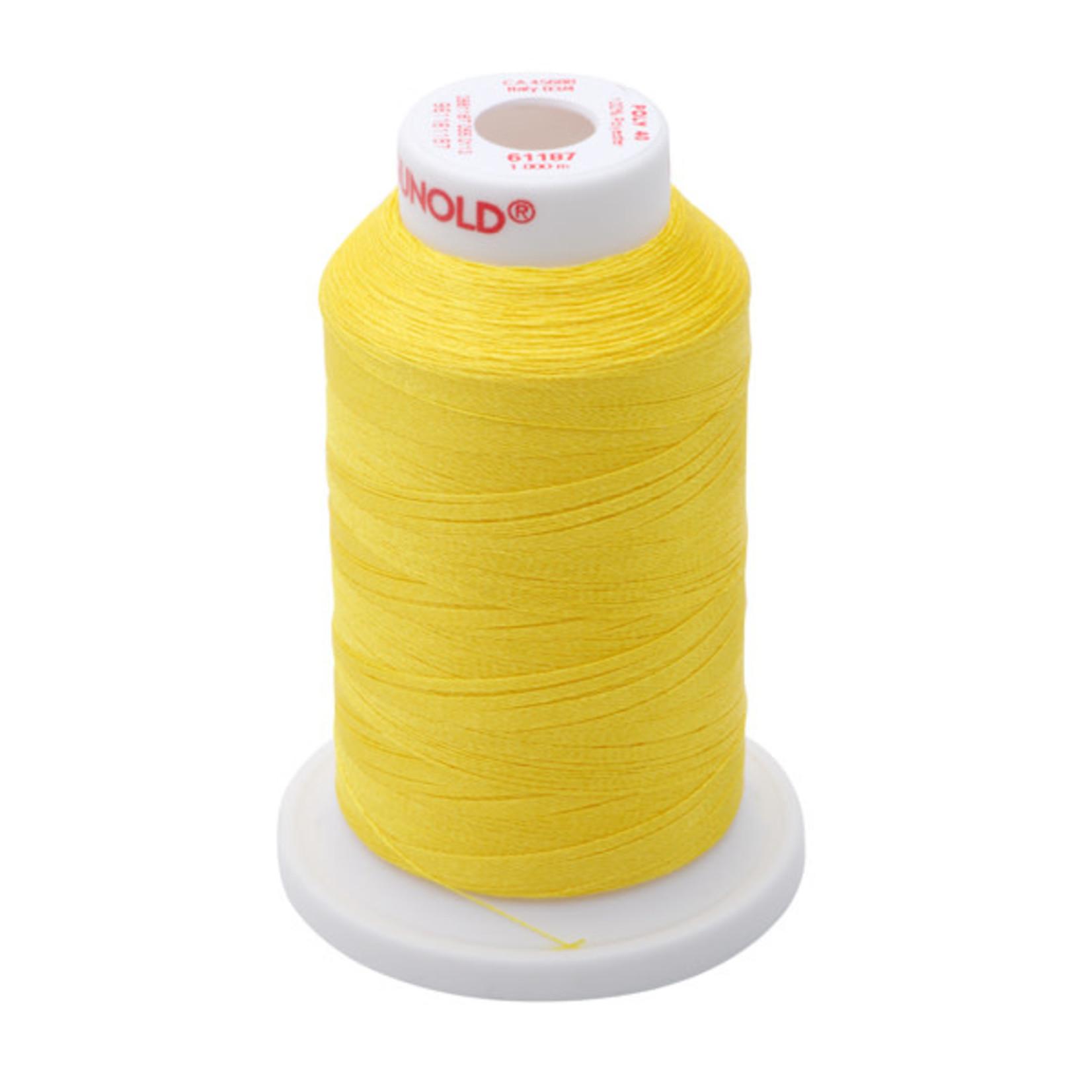 Gunold Poly 40 WT 61187 Mimosa Yellow 1000m