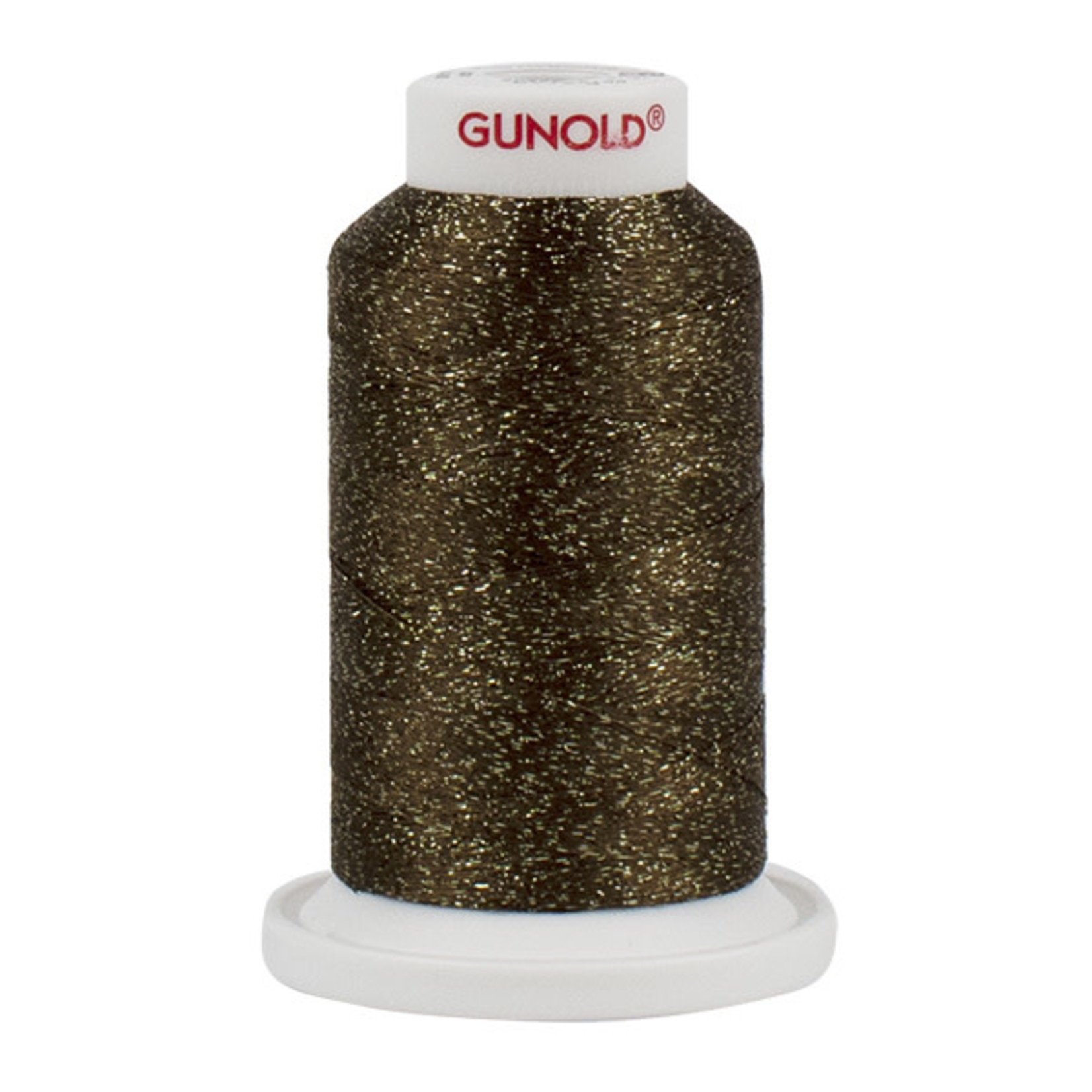 Gunold Poly Sparkle™ (Star™) Mini-King Cone 1,100 YD, 30 Wt, Camo Brown with Tone On Tone Sparkle 50909