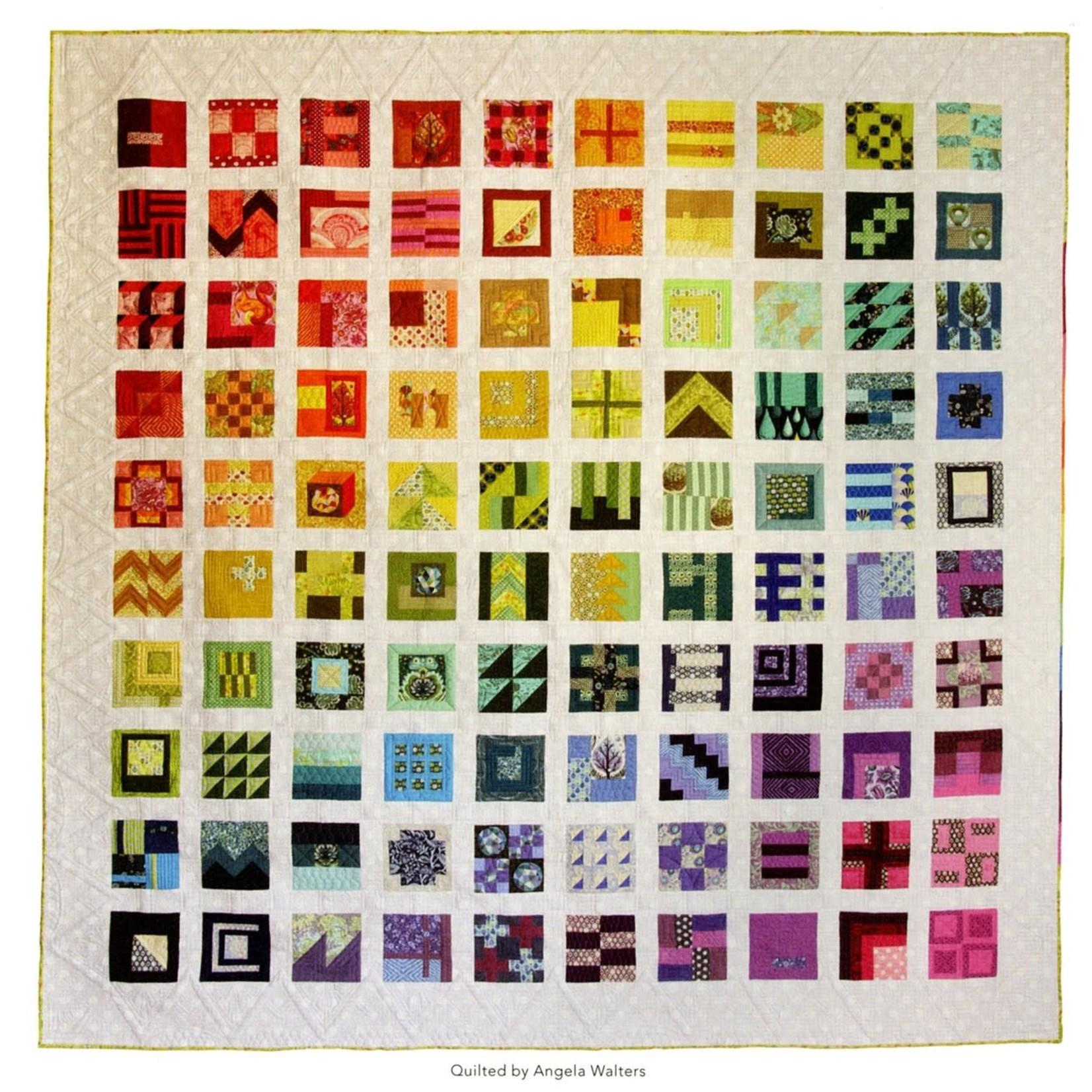 Tula Pink Tula Pink's City Sampler 100 Modern Quilt Blocks