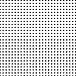 Andover Century Black on White, Small Squares CS-9682-L $0.18 per cm or $18/m