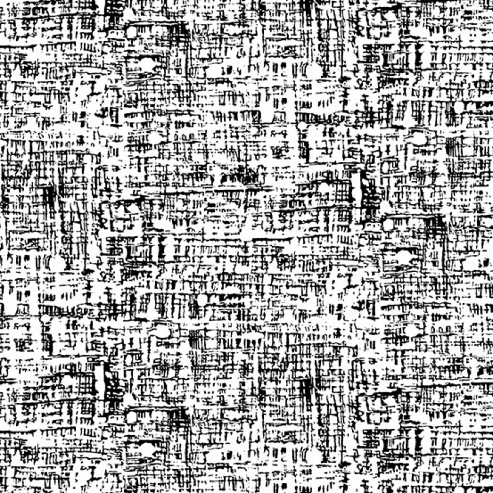 Andover Century Black on White, Weave Texture CS-9691-L $0.18 per cm or $18/m