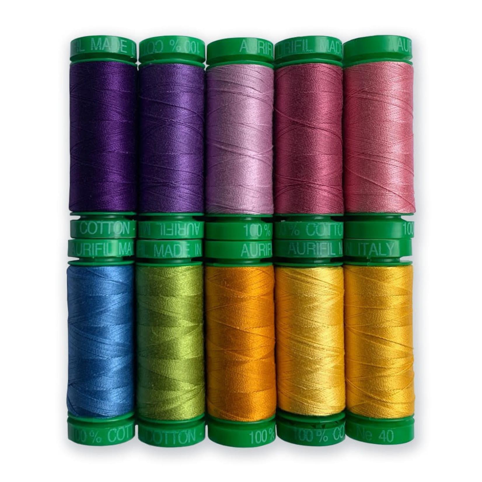 AURIFIL Bliss Thread Collection - Barbara Persing