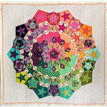 Tula Pink Tula Nova by Tula Pink Includes: Pattern & Paper Pieces