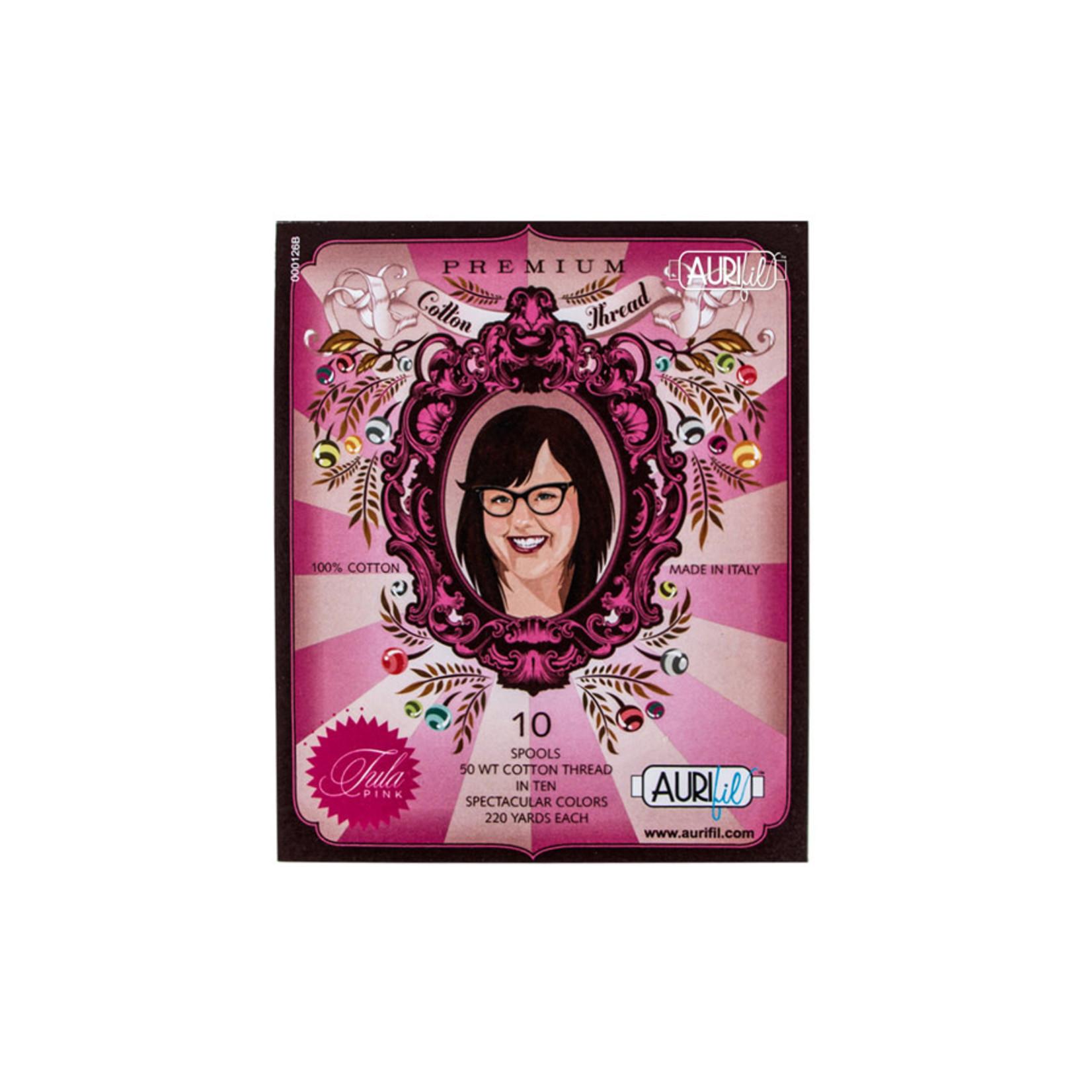 Tula Pink PRE-ORDER Tula Pink Premium Small Spool Collection