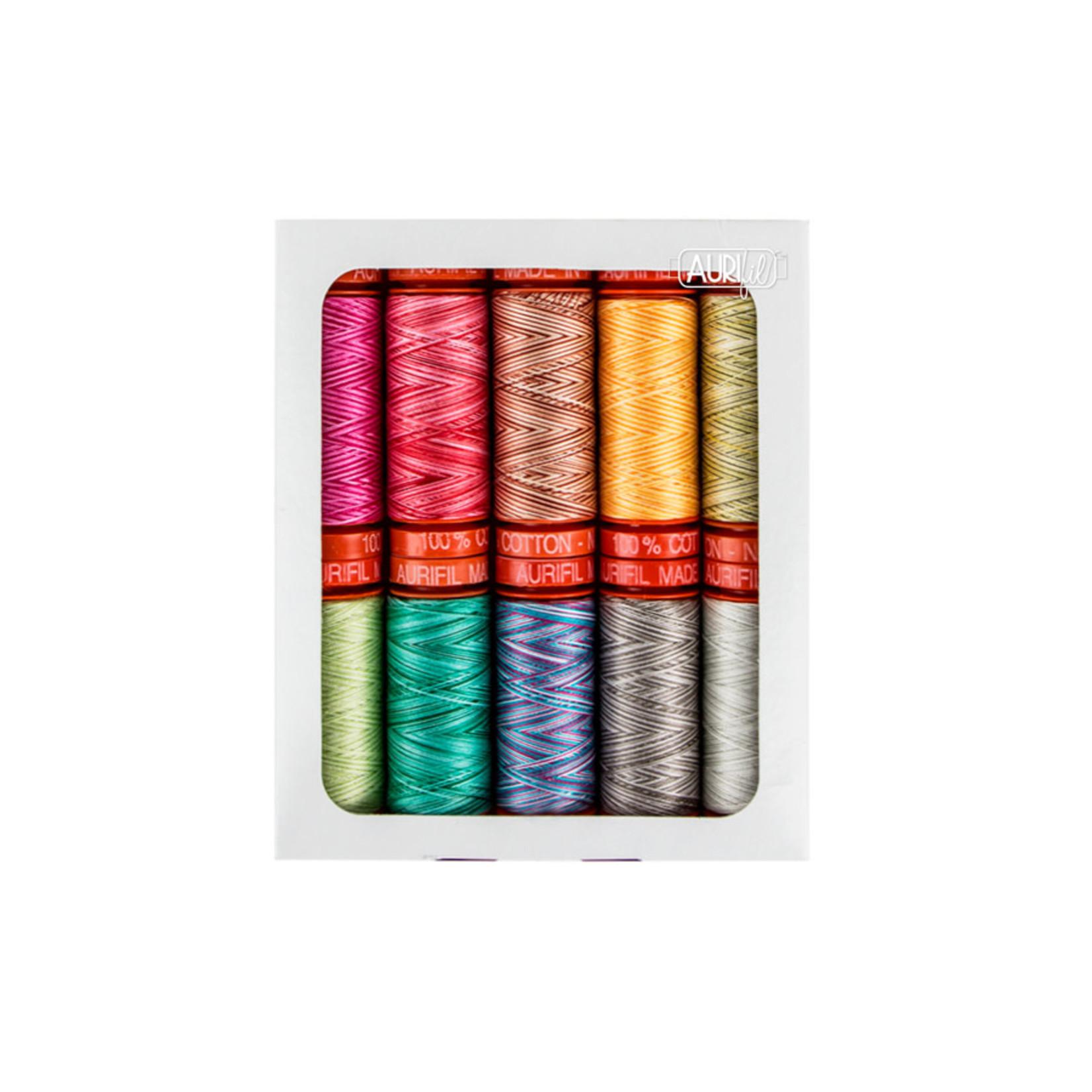 Tula Pink Tula Pink Premium Small Spool Thread Collection