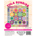Tula Pink Tula Sunrise Quilt by Tula Pink - Complete