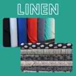 Linen (100% - 35%)