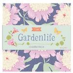 Tilda Gardenlife, Charm Pack 40 pcs