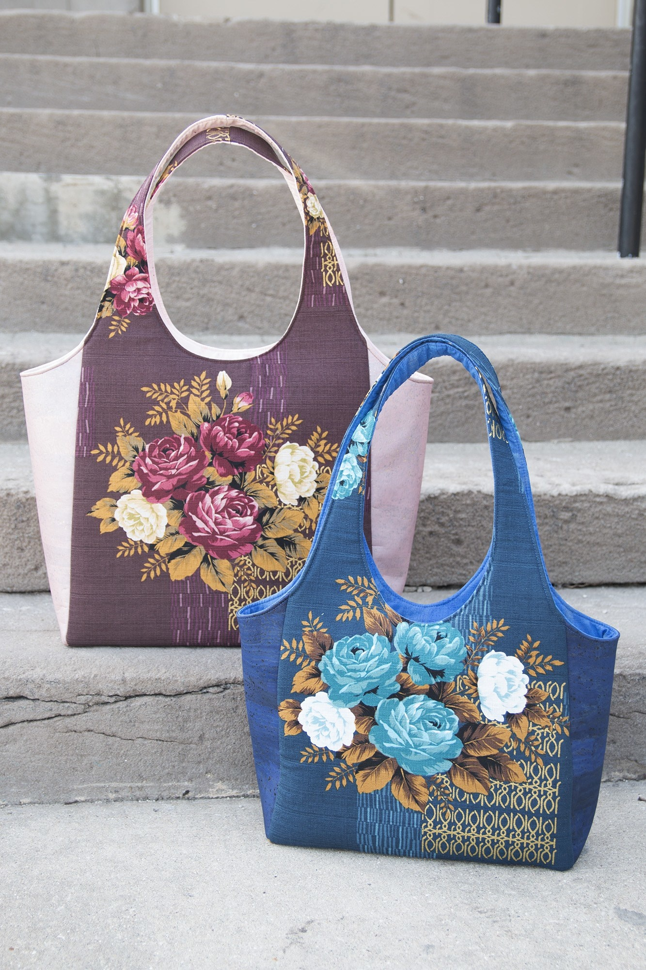 Clydebank Tote from Sew Sweetness