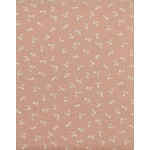 Lecien 140cm PER CM OR $13/M LECIEN Tiny Stars and Branches Pink