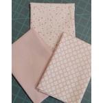 Quilting Treasures Pink Blenders Starter Kit