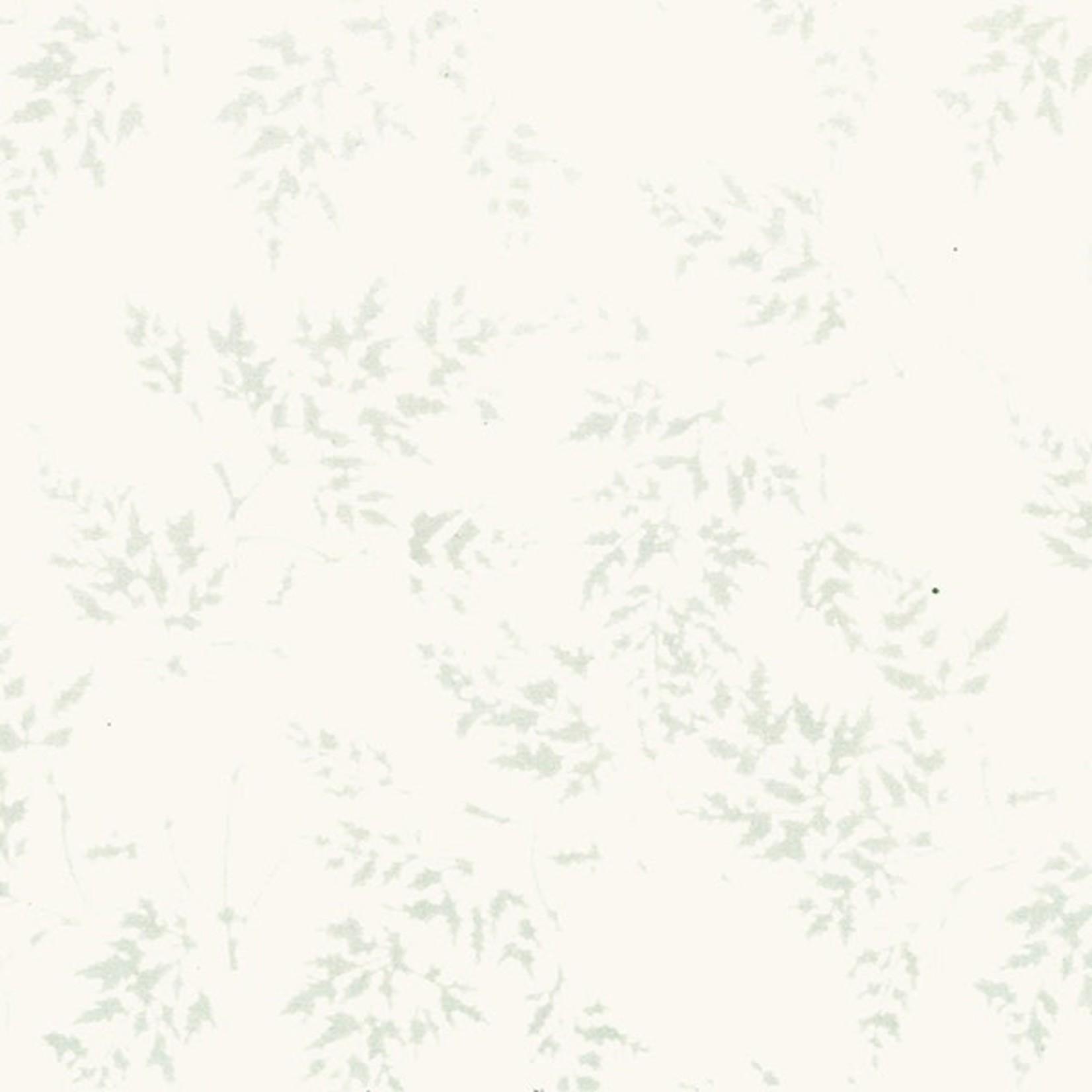 Hoffman Bali Batiks, Mist Leaves 2354-521 $0.20 per cm or $20/m