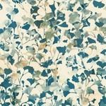 Hoffman Bali Batiks, Leaves, Seaside 2376-484 $0.20 per cm or $20/m