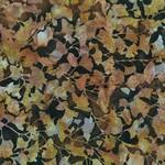 Hoffman Bali Batiks, Leaves, Fall 2376-714 $0.20 per cm or $20/m