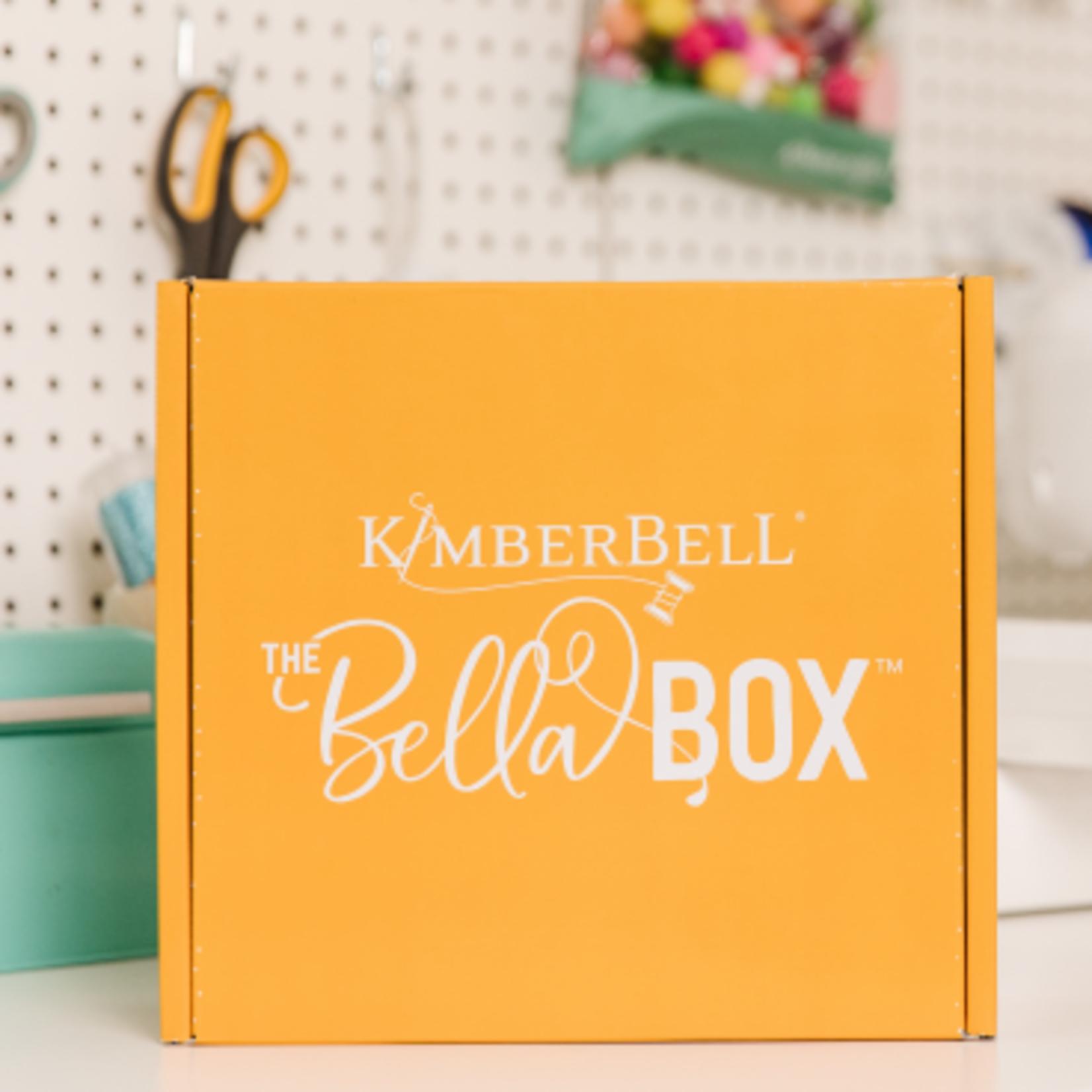 Kimberbell Designs Bella Box Dec 2020