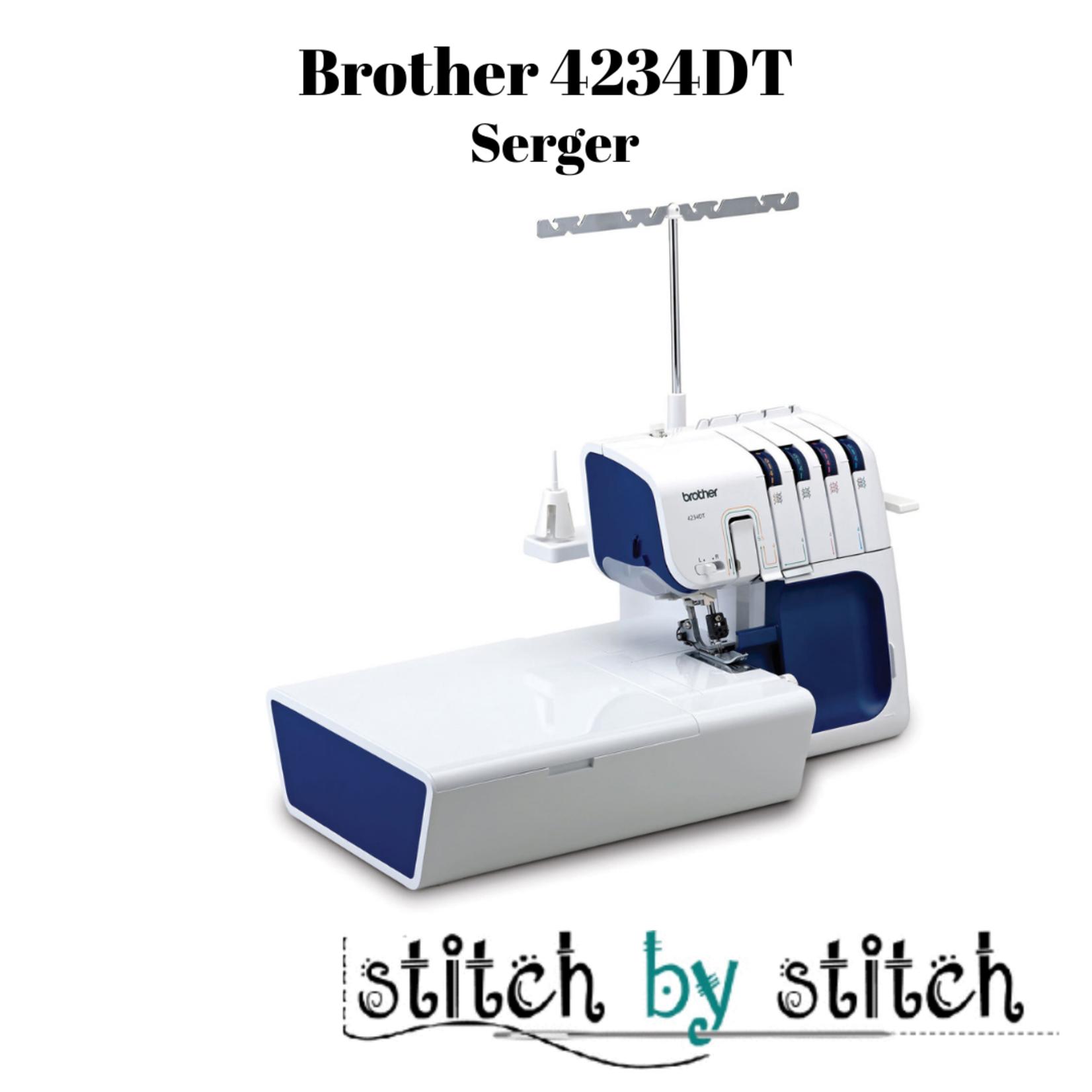 Brother 4234DT Serger