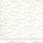 Sweetfire Road Break of Day, Here Chick Chick, Ivory Charcoal 43105-21 $0.20 per cm or $20/m