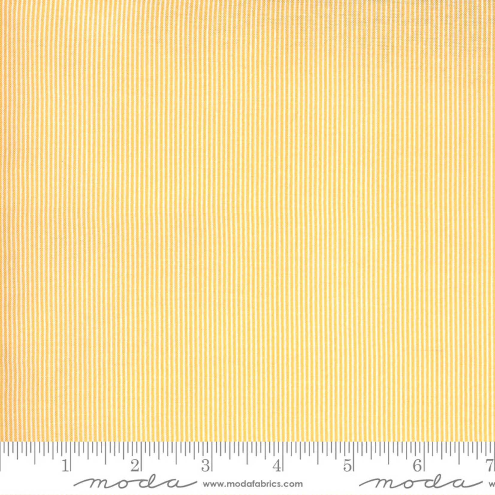 Sweetwater Spring Chicken, Stripe, Yellow 55526-14 $0.20 per cm or $20/m