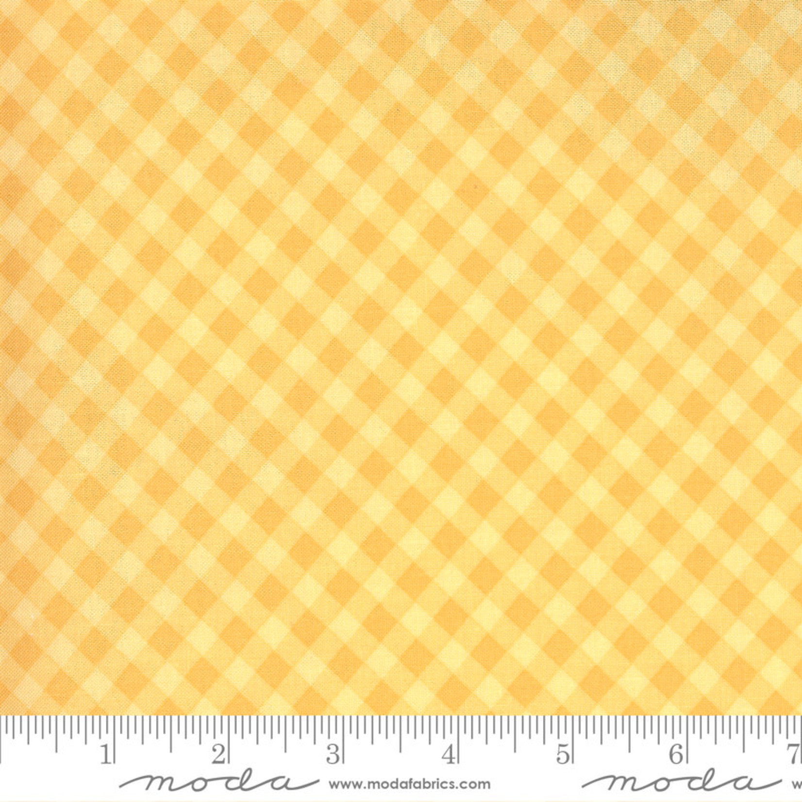 Sweetwater Spring Chicken, Gingham, Yellow 55523-14 $0.20 per cm or $20/m