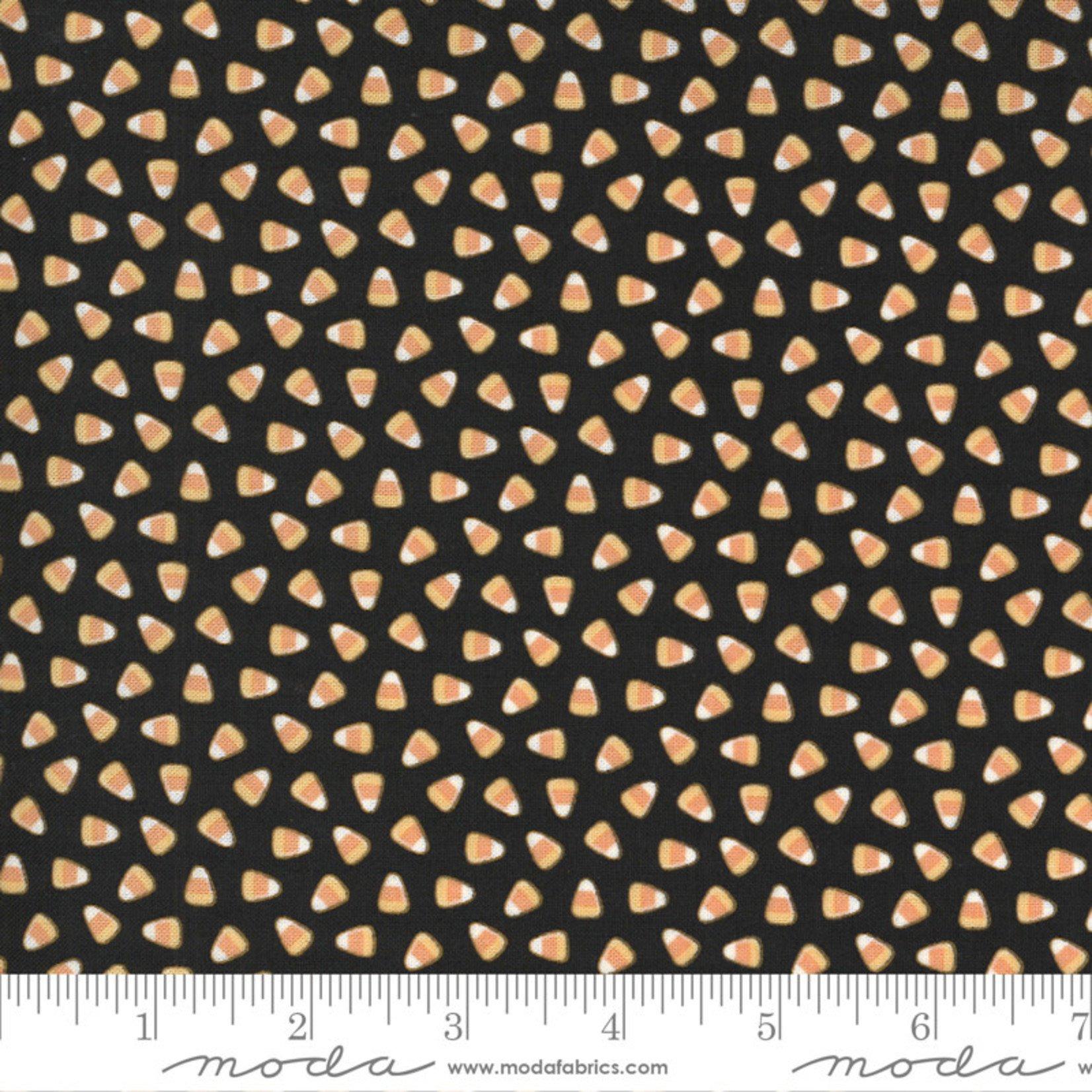 Urban Chiks Kitty Corn, Candy Corn, Midnight 31175-17 $0.20 per cm or $20/m