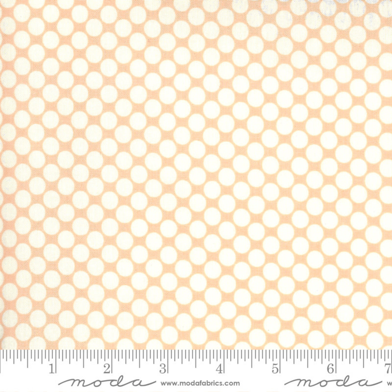 Urban Chiks Kitty Corn, Polka Dot, Bubble Gum 31176-12 $0.20 per cm or $20/m