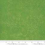 Zen Chic Dance in Paris, Dots Spotted, Grass Metallic (1660 146M) $0.21 per cm or $21/m