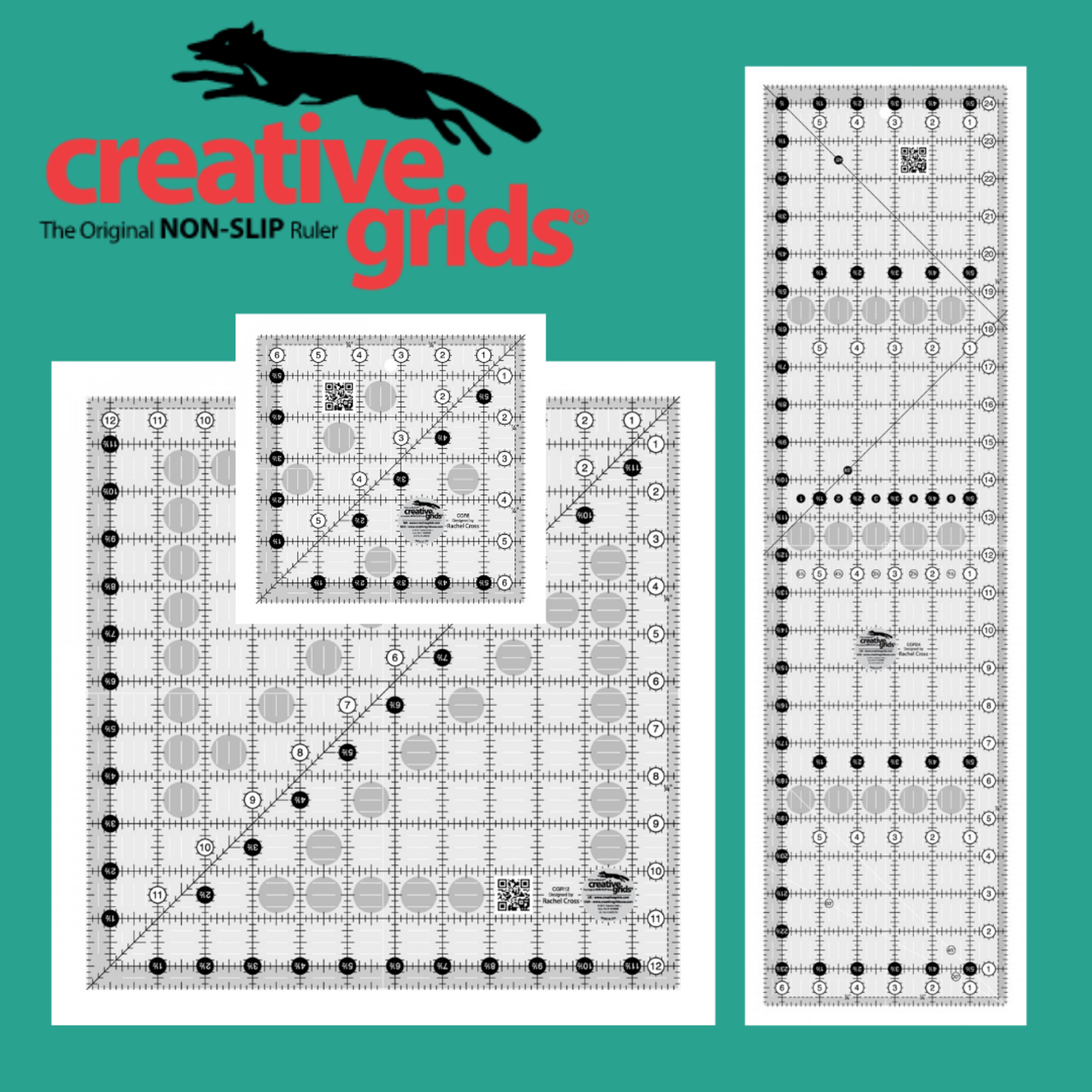 Creative Grids Creative Grids Marnie's Quilter Bundle