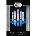 Quilters' Treasure Chest Woven Paradise by Raija Salomaa
