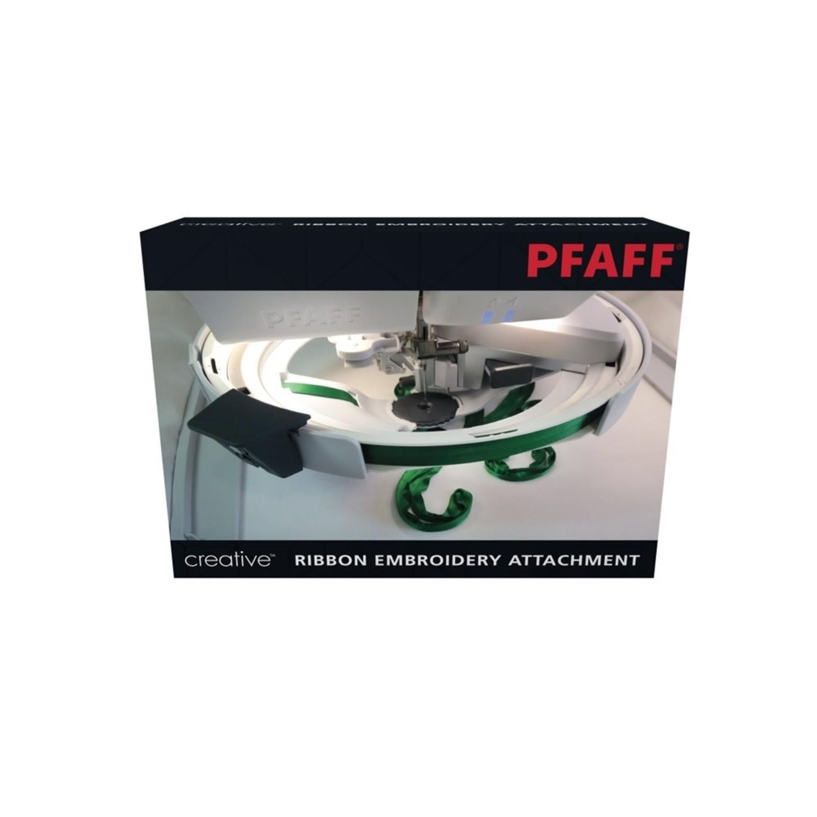 Pfaff Ribbon Embroidery Attachment - PFAFF