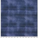 Tim Holtz Chalk Lines - Blue, per cm or $16/m