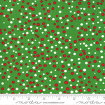Me and My Sister Designs Merry and Bright, Merry Snowballs, Ever Green  22406 12 $0.20 per cm or $20/m