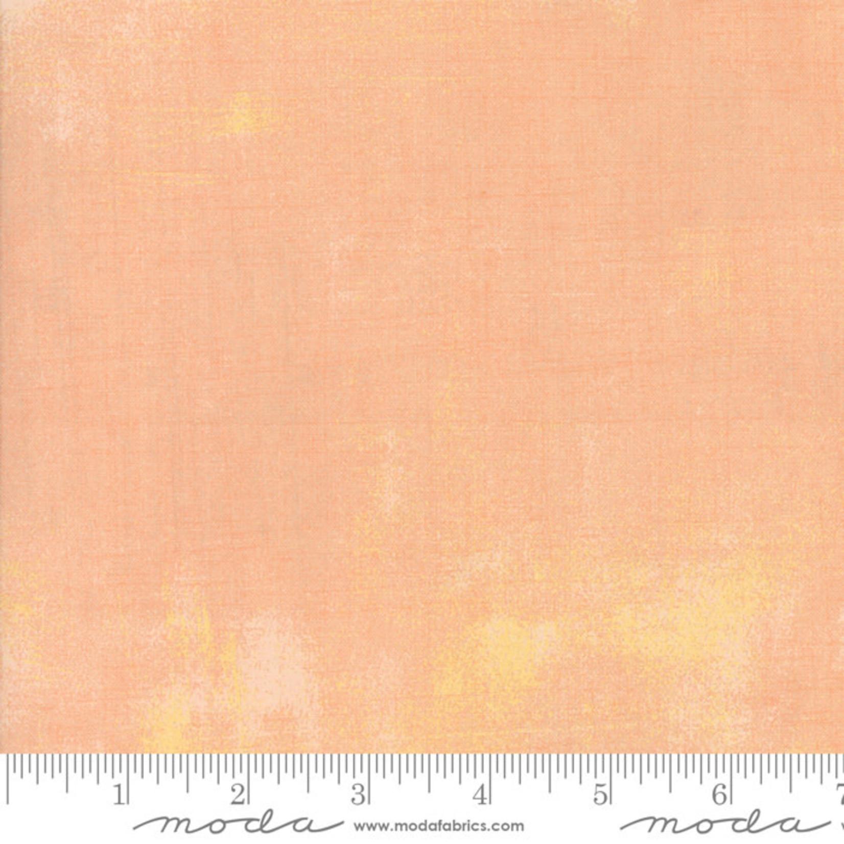 Moda Grunge Basics Grunge - Peach Nectar per cm or $20/m