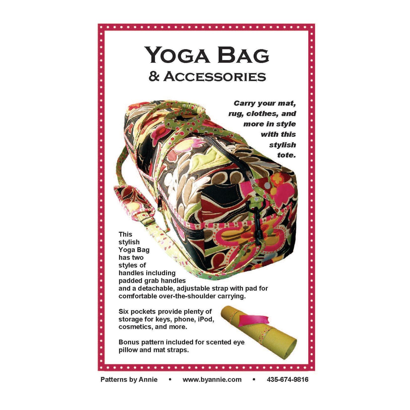By Annie Yoga Bag