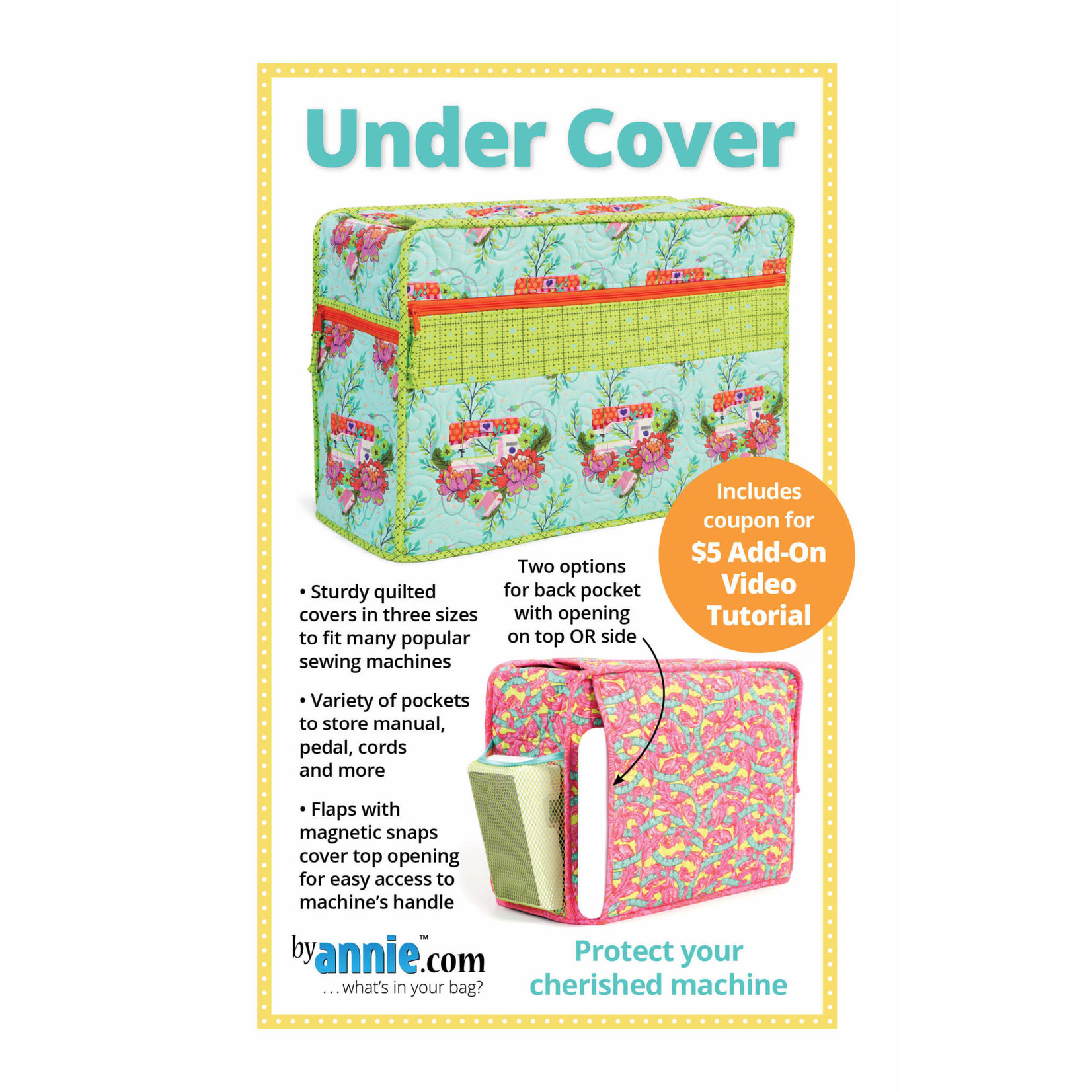 By Annie Under Cover