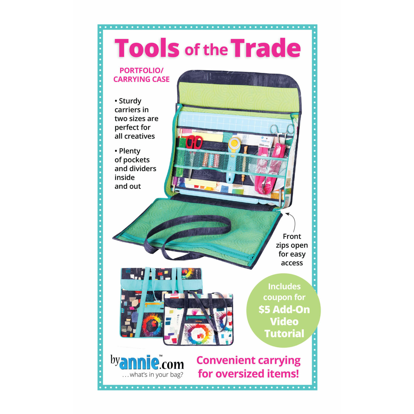 By Annie Tools of the Trade